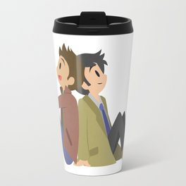 Supernatural - Destiel [Commission] Travel Mug