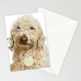 Labradoodle Ginger Stationery Cards