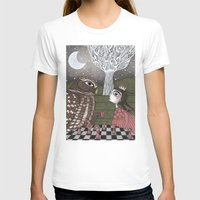 once upon a  time T-shirts featuring Once Upon a Time by Judith Clay