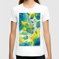mineral T-shirts featuring Mineral Series - Andradite by ShannonPosedenti