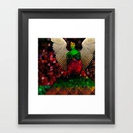 Angel of Love (aka A. Bloch-Bauer) Framed Art Print