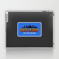 1 Player Battleship Laptop & iPad Skin
