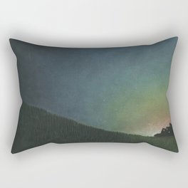 Our Town Far From Reality Rectangular Pillow