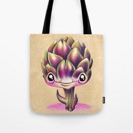 Wacky Artichoke Tote Bag