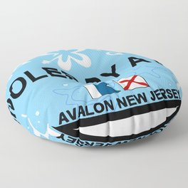 Avalon - Cooler by a mile. Floor Pillow
