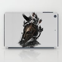fall iPad Cases featuring Legends Fall by nicebleed
