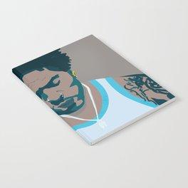 LENNY KRAVITZ - PORTRAIT III Notebook