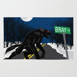 The Beast of Bray Road Rug