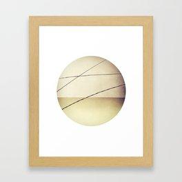 Sutro 2 Framed Art Print