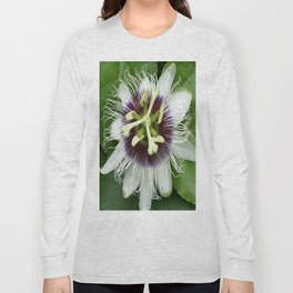 Passiflora Long Sleeve T-shirt