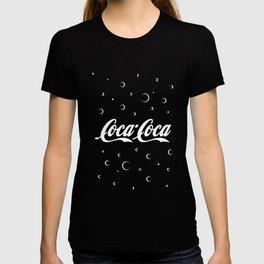 loca loca design T-shirt