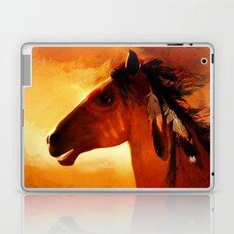 HORSE - Apache Laptop & iPad Skin
