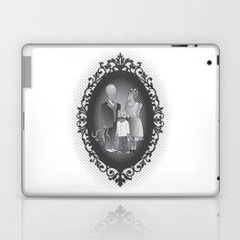 Framed family portrait Laptop & iPad Skin