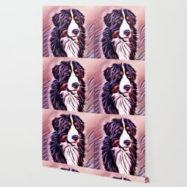 The Bernese Mountain Dog Wallpaper