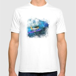 Under the wave T-shirt