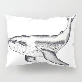 Bleu Whale Pillow Sham