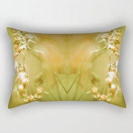 GOLDEN SPANGLES Rectangular Pillow