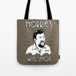 Goodfellas, Morrie's Wigs Shop Sign  Tote Bag