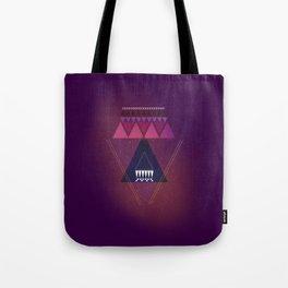 GALAXY TRIANGLE Tote Bag