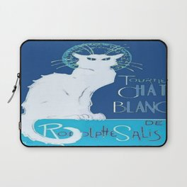 Le Chat Blanc Laptop Sleeve