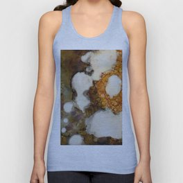 Ink Flow No. 1 Unisex Tank Top
