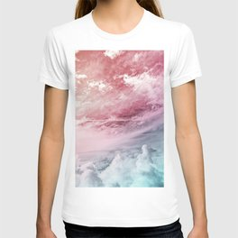 Colorful Abstract Sky T-shirt