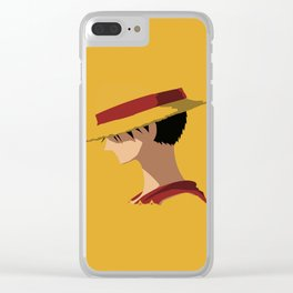 Monkey D. Luffy Clear iPhone Case