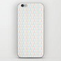 camp iPhone & iPod Skins featuring CAMP by maskatayama