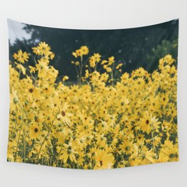 Daisies For Days Wall Tapestry