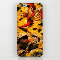 carnival iPhone & iPod Skins featuring Carnival by Trevor Jolley