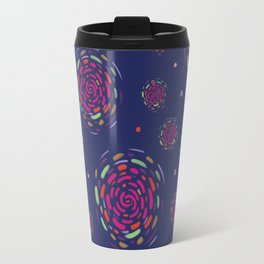 Van Gogh Pattern01 Travel Mug