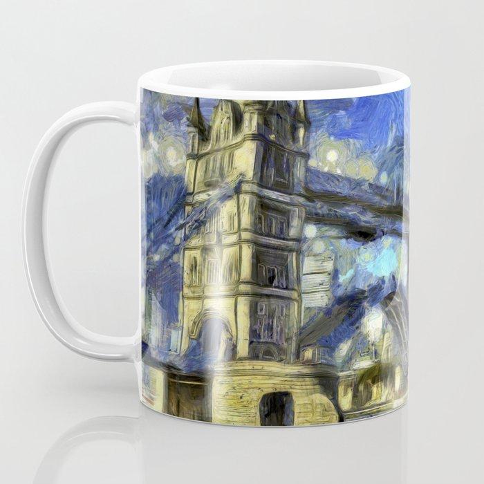Tower Bridge and the Waverley Art Coffee Mug