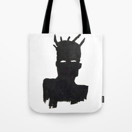 Selfportrait after Basquiat Tote Bag
