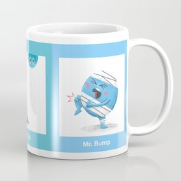 Mr Men Squared Coffee Mug