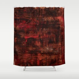 He Painted Me In Feelings- Desire Shower Curtain