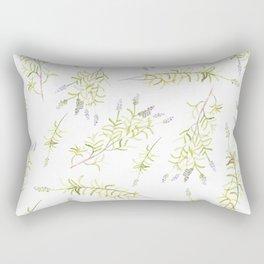 Fields of Lavender Rectangular Pillow