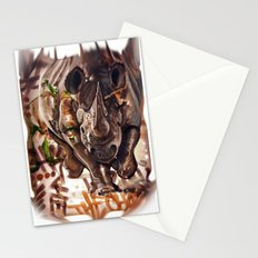 The Charge Part 2 Stationery Cards