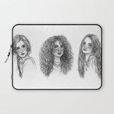 Ginny, Hermione & Luna Laptop Sleeve