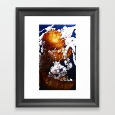 Loving Creatures Framed Art Print