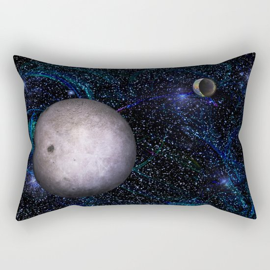 View From The Dark Side Rectangular Pillow