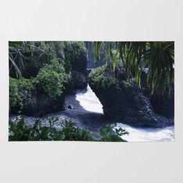 Honomaele Hana Maui Hawaii Rug