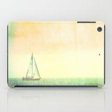 A day at Sea iPad Case