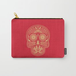 Duckface Skull Carry-All Pouch