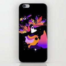 Tropical Night ✨ iPhone & iPod Skin
