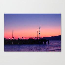 Subic Bay Canvas Print