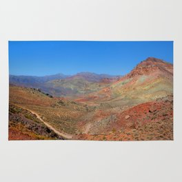 Titus Canyon Rug