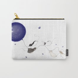 Moon and Stars *New* Carry-All Pouch