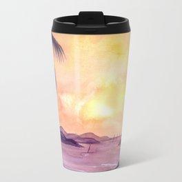 Sunset in the Tropics Travel Mug