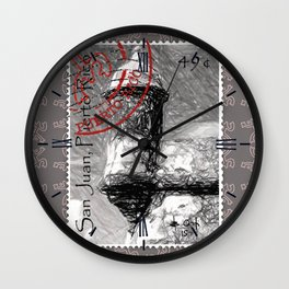 La Garita Wall Clock