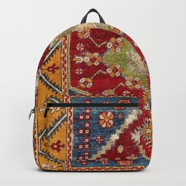 Çal Southwest Anatolian Rug Print Backpack